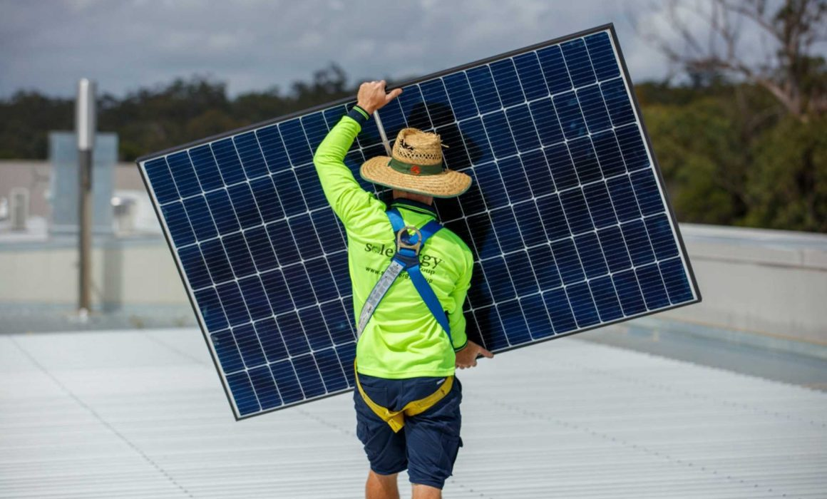 Quality solar installers