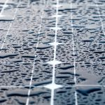 Do solar panels work in the rain?